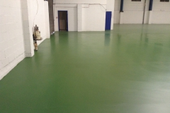 Completed Floor