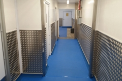 Food Factory Corridor